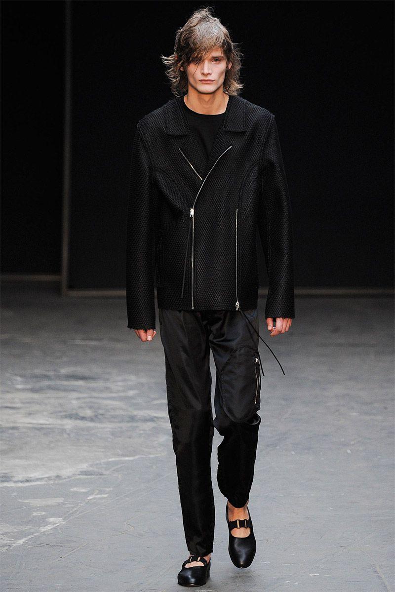 [Lee Roach]: extended moto jacket design