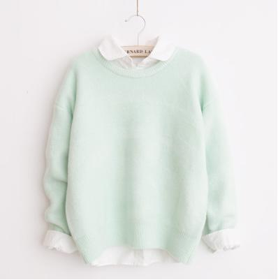 548cba41b8e2 Japanese kawaii candy color sweater - Thumbnail 1