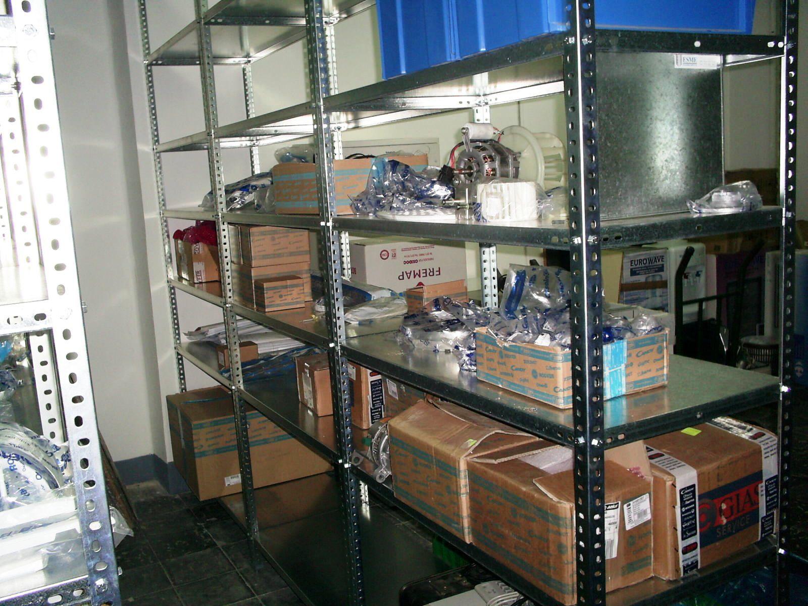 Estanterias metalicas para almacen | estanteria | Pinterest ...