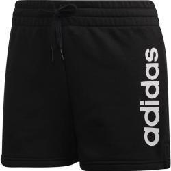 Photo of Adidas Damen Essentials Linear Logo Shorts, Größe Xs in Black/white, Größe Xs in Black/white adidas