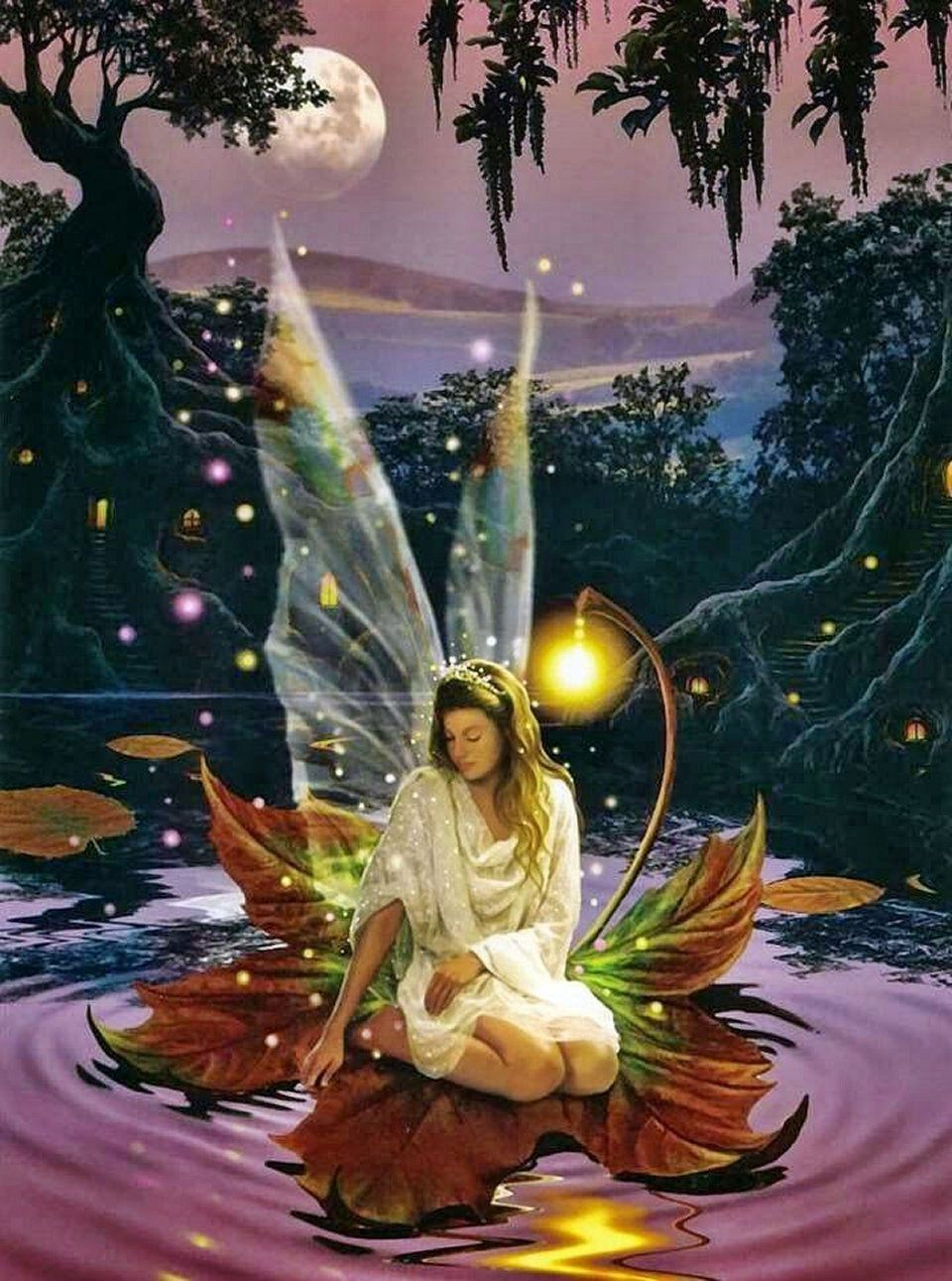 Pin by Brian Collier on Elves and fairies  Elfen und Feen