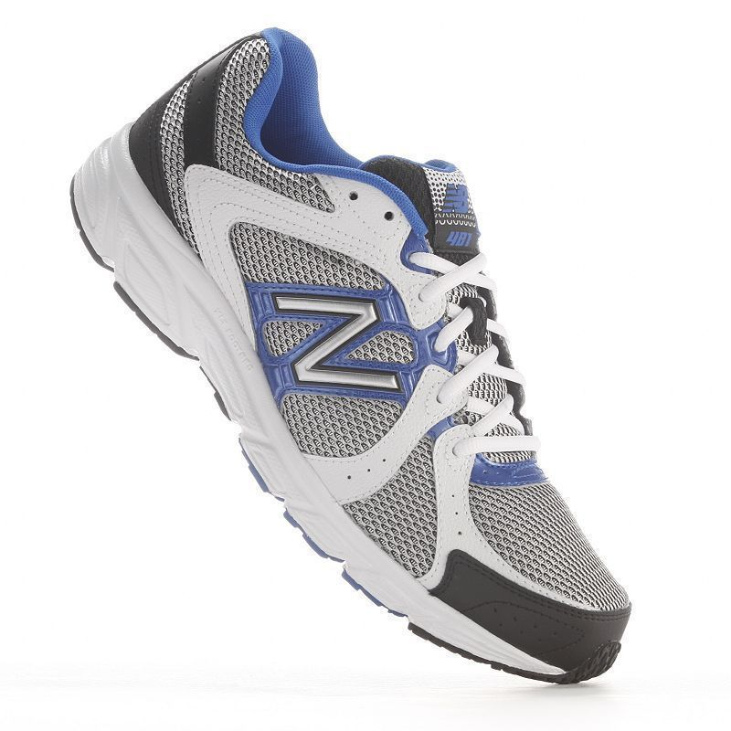 3751177d9c NEW BALANCE Mens 481 Blue White Running Sneakers Shoes ME481WB1 NEW ...