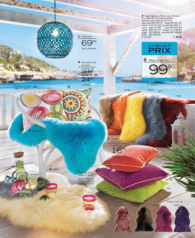 Catalogue Helline Deco 2015 Page 17 - Design En Douceur Pour Une