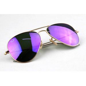 Ray Ban Purple Sunglasses