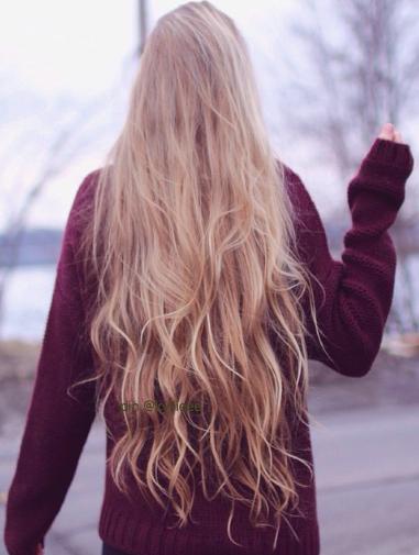 how to grow really long hair
