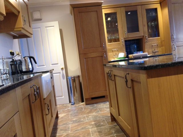 Pws Second Nature Kitchen door style Lyndon Designed and Installed by Rooms by Design & Pws Second Nature Kitchen door style Lyndon Designed and ...