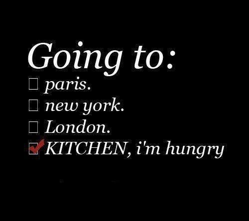 The Kitchen Where Broke People Go To Experience Paris New York And London Because Flying And Driving Anywhere Is Out Of The Funny Quotes Funny Pictures Funny