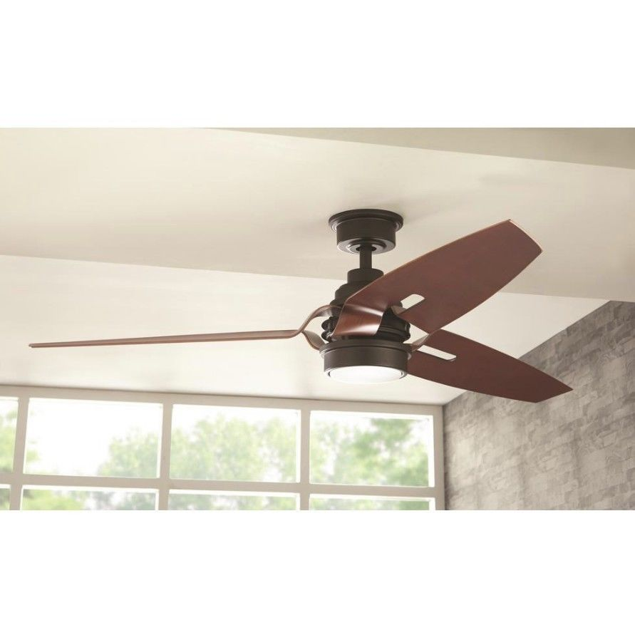 Details about 60 inch ceiling fan led light remote control