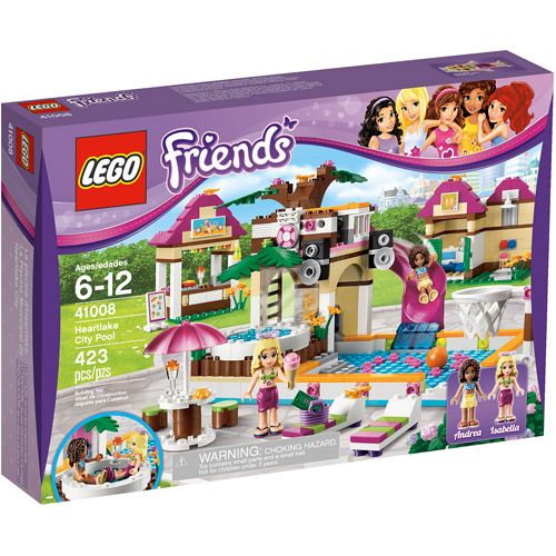 Lego Friends Christmas Sets.Lego Friends Heartlake City Pool Play Set Lego