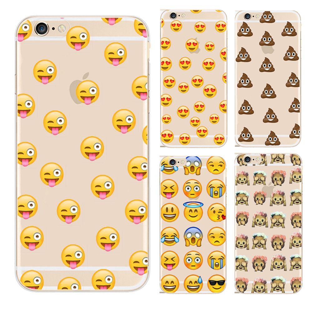 Funny Emoji Popular Emoji Iphone Casel Funny Emoji Cell Phone Case Cover Iphone Cases