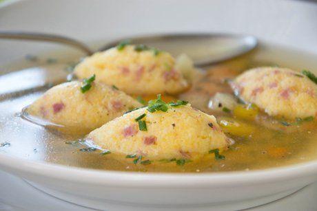 Photo of Polenta dumplings – recipe