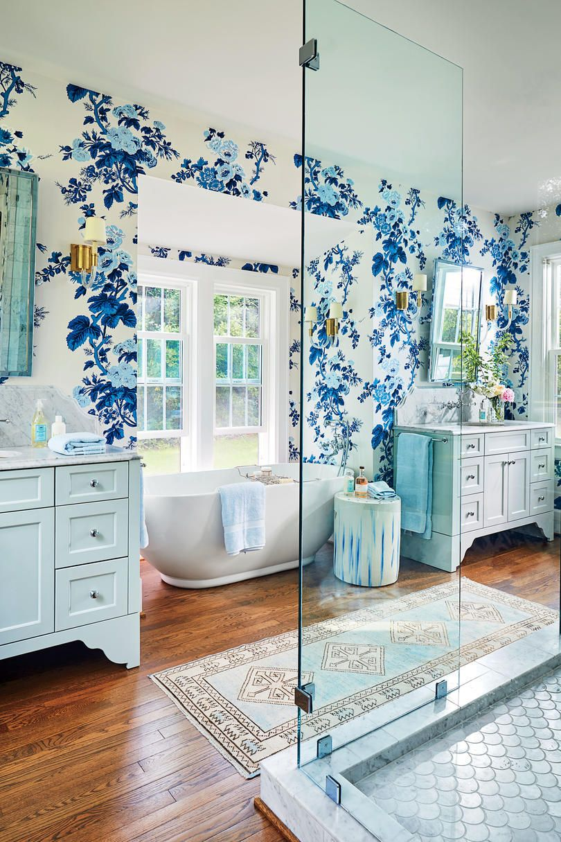 Pin On Southern Living Feature New concept colonial home bathroom