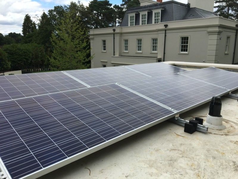 Solar Pv Konextions Ltd Weybridge Surrey Solar Pv Weybridge Solar