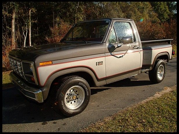 1986 Ford F150 Mecum Auctions Ford F150 Pickup F150 Ford F150