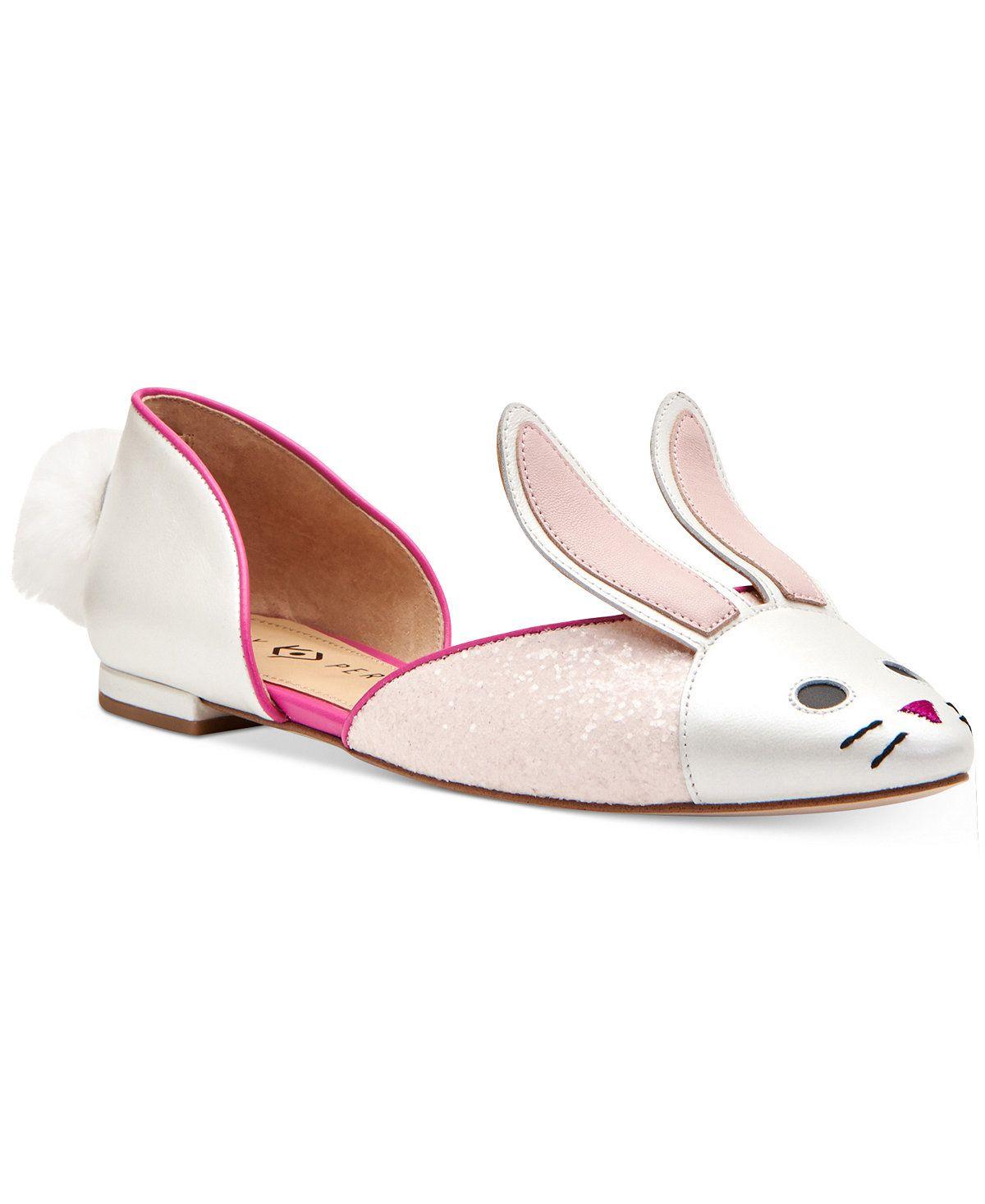 53ca5d7c2a0f Katy Perry Jessica Bunny Flats - Flats - Shoes - Macy s