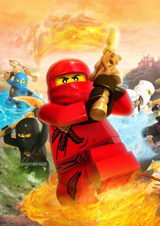 Lego Ninjago Poster | Lego ninjago, Lego poster, Lego ...