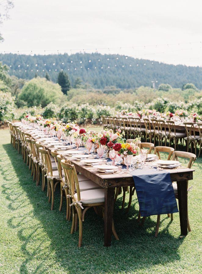 Colorful Spring Garden Wedding In Santa Rosa Spring Garden Wedding Garden Wedding Wedding Mood Board