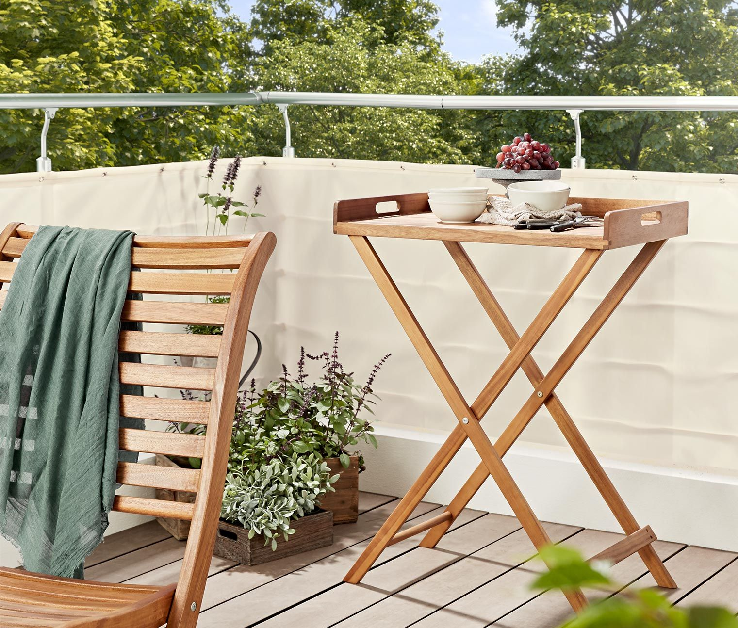 Sicht und Windschutz in 2019 Outdoor furniture sets