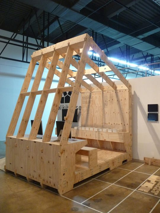 Wikihouse wikihouse pinterest tiny houses for Tiny house builder software