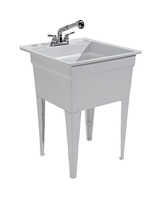 CASHEL 1960-32-02 Heavy Duty Sink