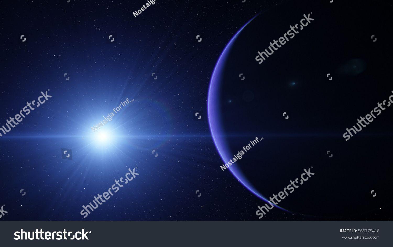 Exoplanet 3D illustration (Elements of this image furnished by NASA) #Ad , #SPONSORED, #Elements#illustration#Exoplanet#NASA