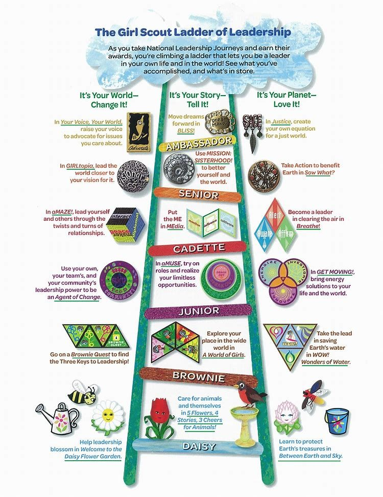 Image result for girl scout brownie journey   Girl scouts ...
