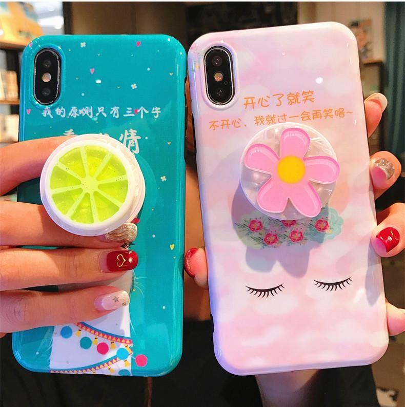 2020 的 Lovely Flowers Phone Case for iphone 6/6s/6plus/7