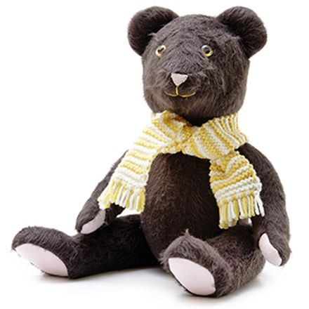 kostenloses Schnittmuster - Teddy | Spielzeug uvm. nähen f. Kinder ...