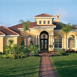 Fine Mediterranean Style Homes For Sale In Central Florida Home Interior And Landscaping Dextoversignezvosmurscom