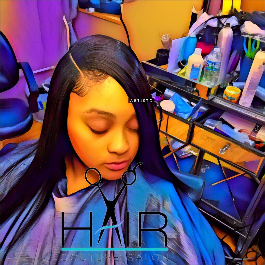 #HairCouture