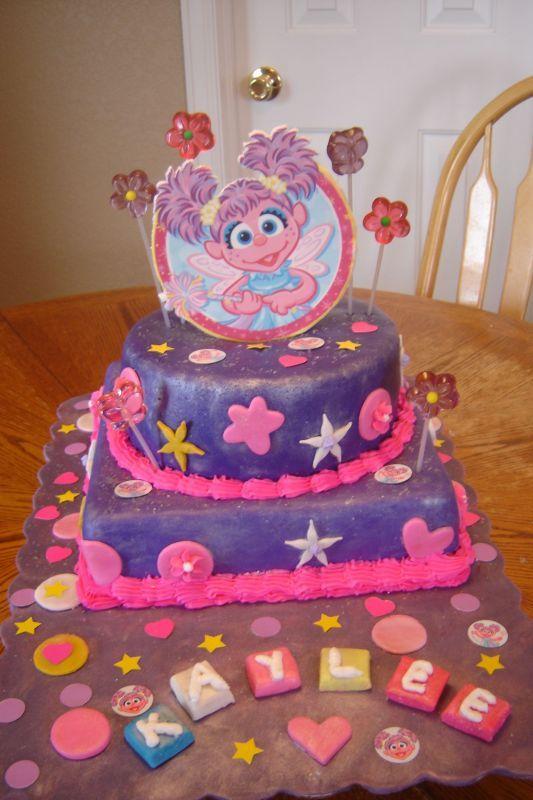 Abby Cadabby Cupcake Decorations Creative Birthday Abby