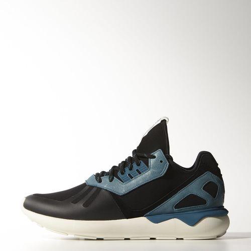 adidas Tubular Runner Shoes - Color Core Black / Surf Petrol / Off White    adidas