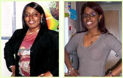 Before after weight loss raw food vegan vegan - Garden of life raw meal weight loss plan ...