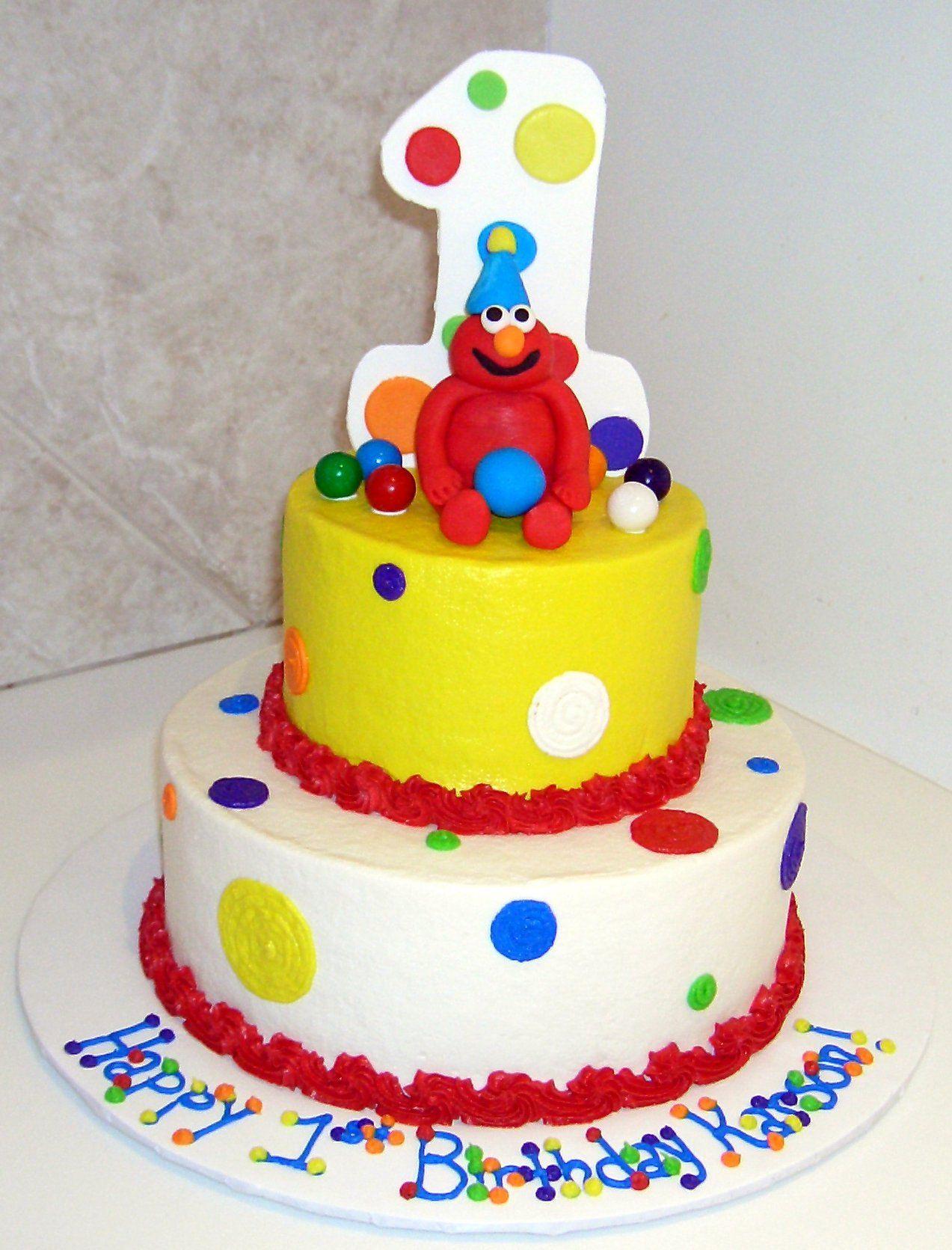 Elmo 1st Birthday Cake Walmart birthday
