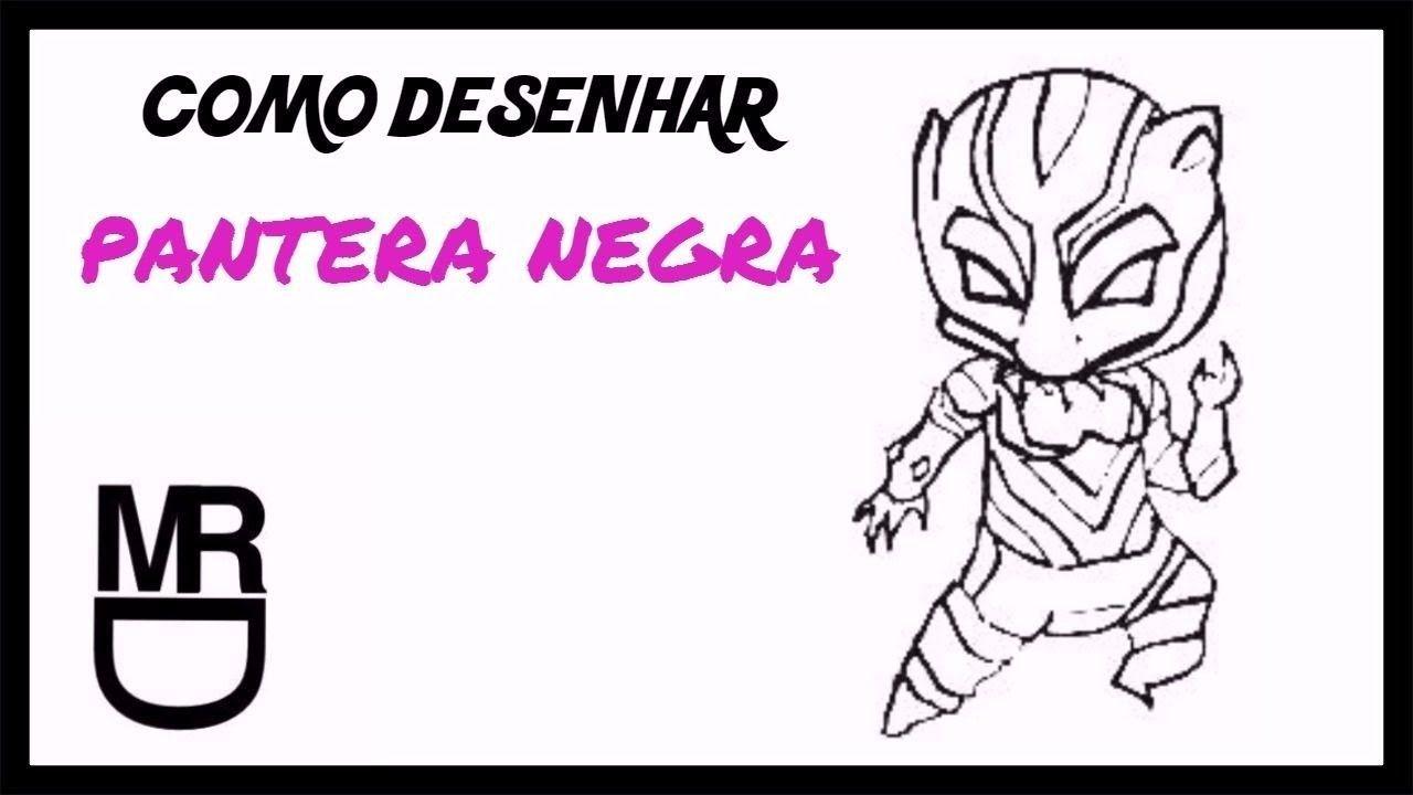 como desenhar o pantera negra chibi dami comics pinterest comic