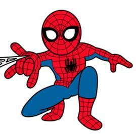 How To Draw Spiderman Art