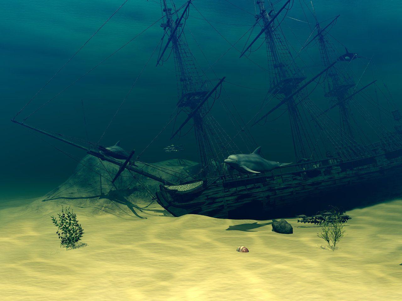 how to raise a sunken ship