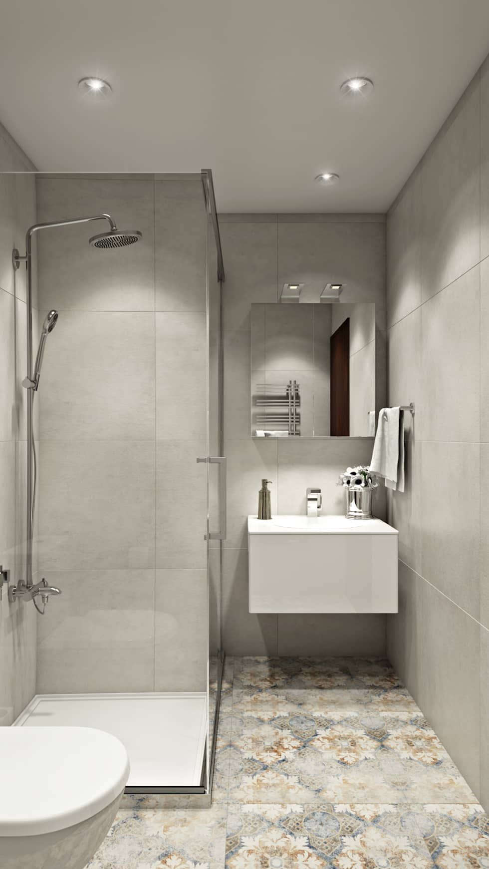 Bathroom Modern By Hampstead Design Hub