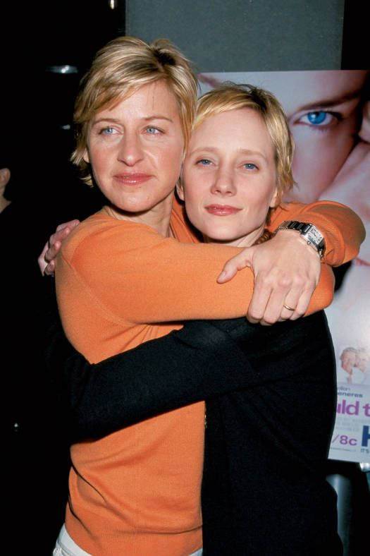 Anne heche gay