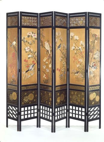 Privacy Screen Japanese Room Divider Room Divider Screen Asian Room