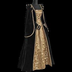 1278fed7d50b Dámské Středověké šaty