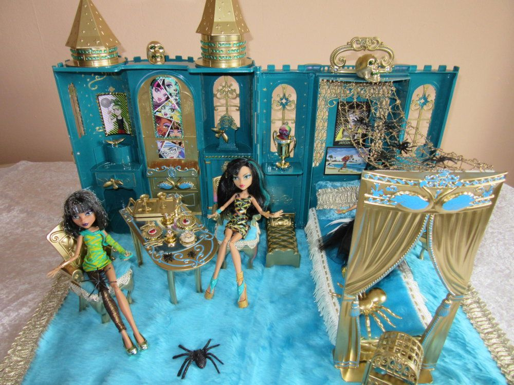 Monster High Geisterschloss | Geisterschloss, Monster high