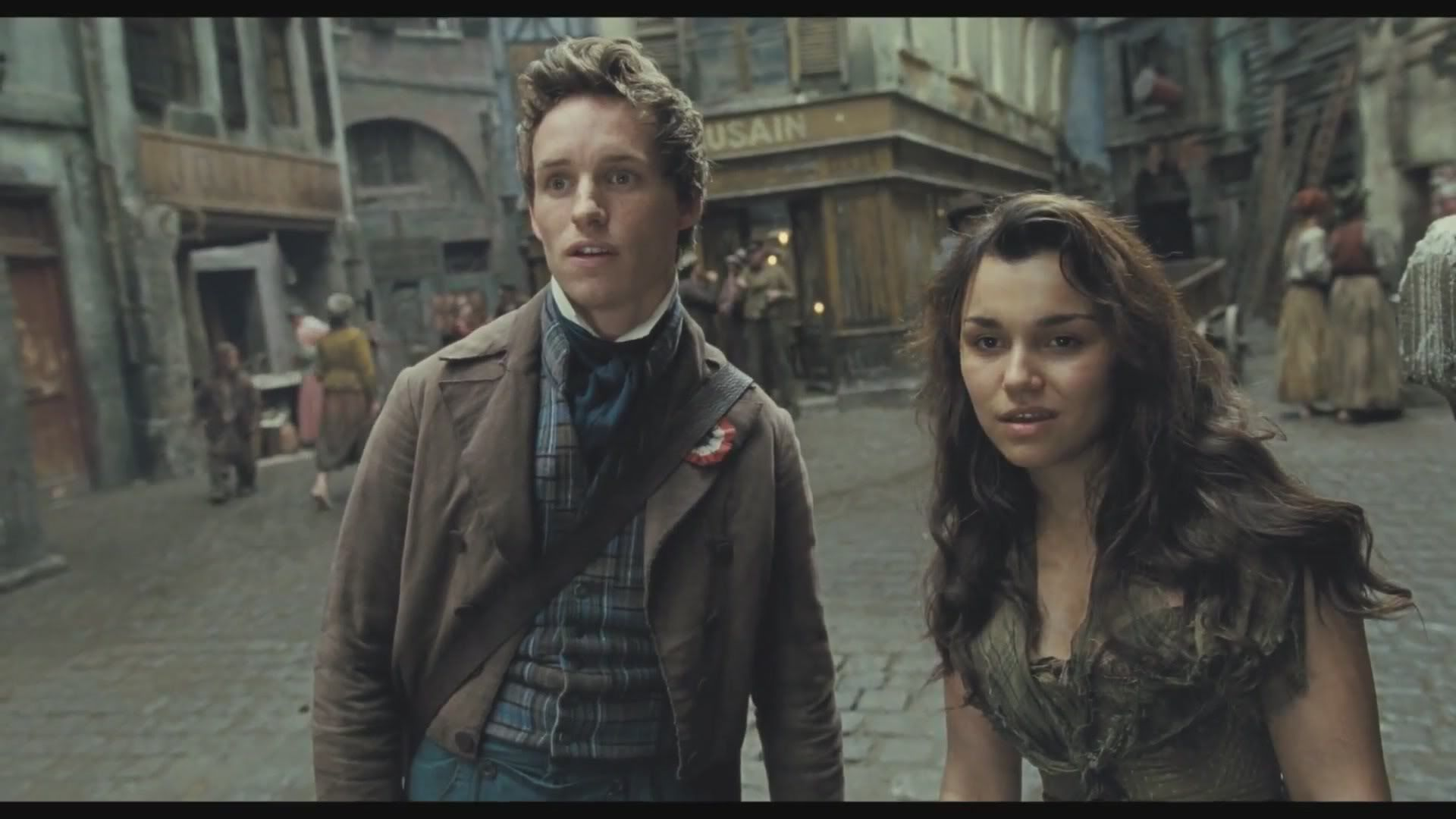 Les Miserables 2012 Trailer Craft Featurette And Clip Screencaps Les Miserables Les Miserables Movie Les Miserables 2012