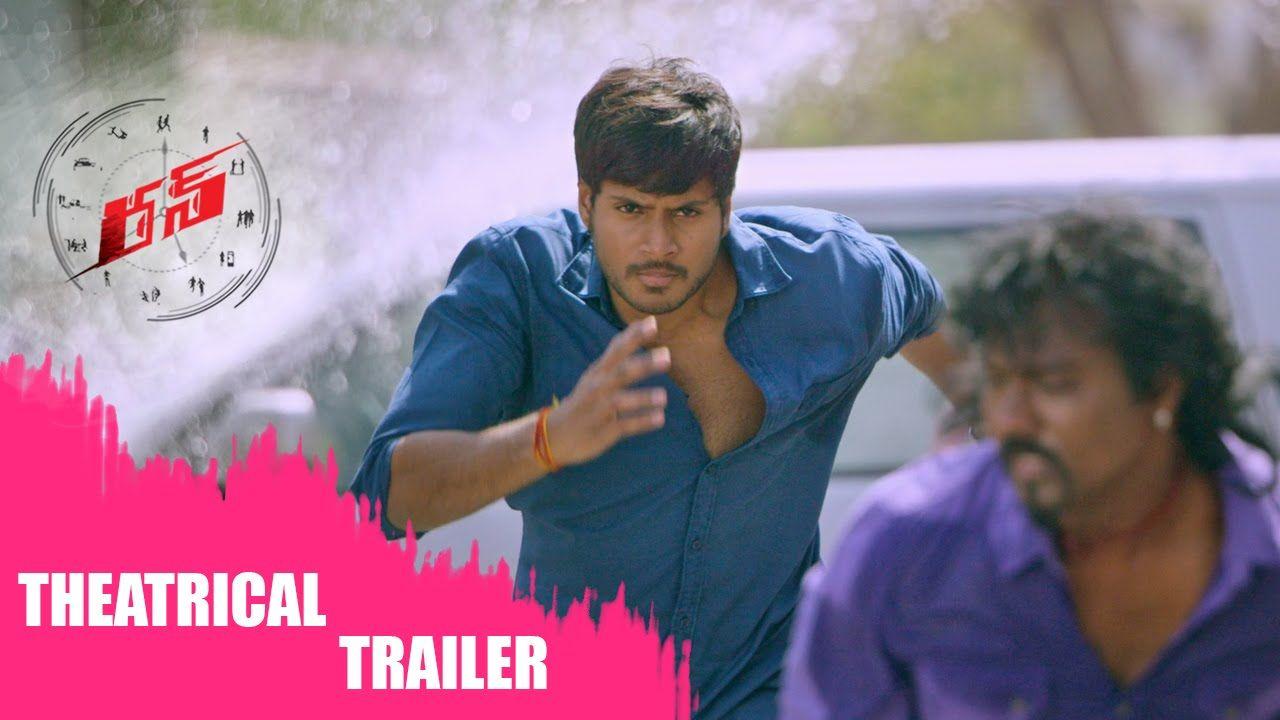watch run theatrical trailer sundeep kishan run trailer