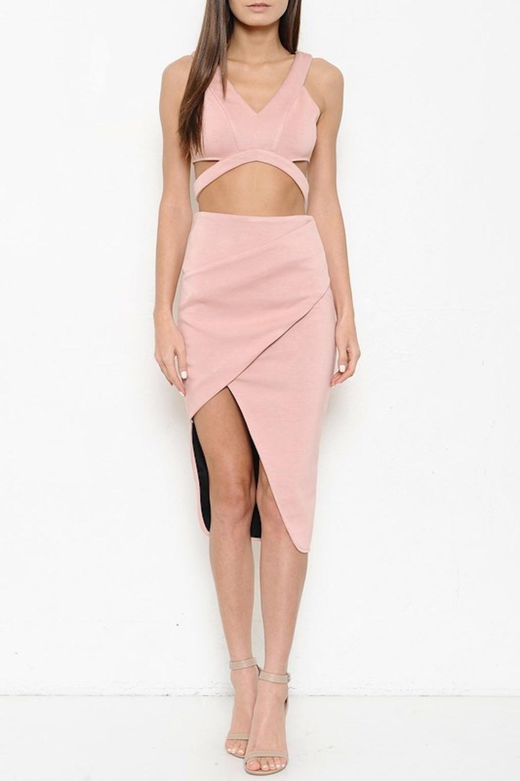 L\'atiste Origami Skirt Set | Pinterest