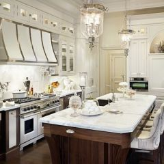 traditional  Downsview Kitchen