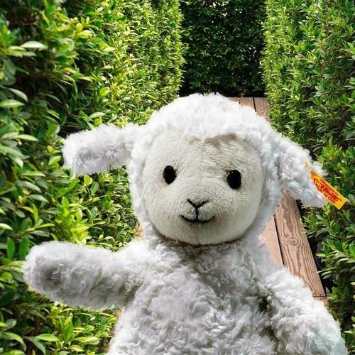"Steiff Starry Sea Star 11/"" Soft Cuddly Friends Stuffed Animal Puppet"