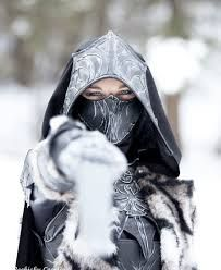 nightingale skyrim cosplay - Google Search