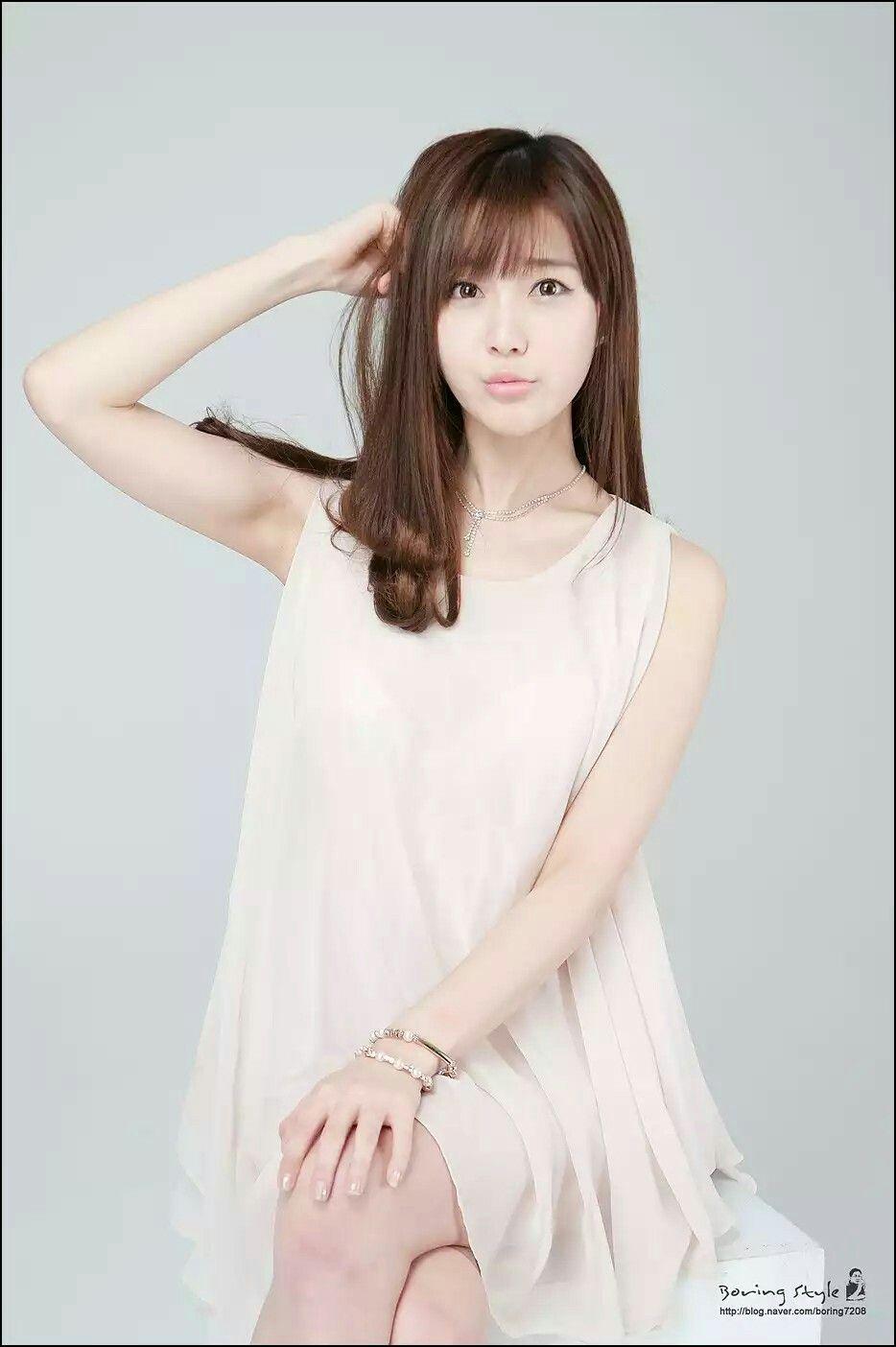 Choi Seul Gi Korean Girls Sporty, Cute, and Sexy