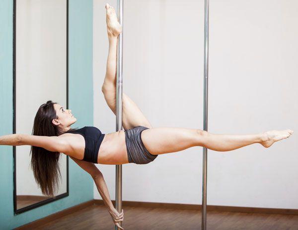 ¿Es un buen ejercicio el pole dance?